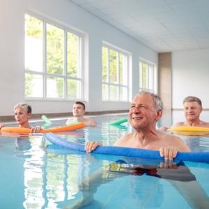 リハビリ施設・高齢者福祉施設