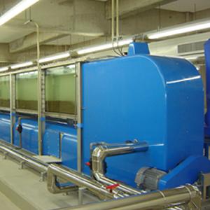 水理実験施設